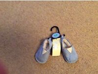 Brand new inc tags M&S Pram shoes 6-12 months