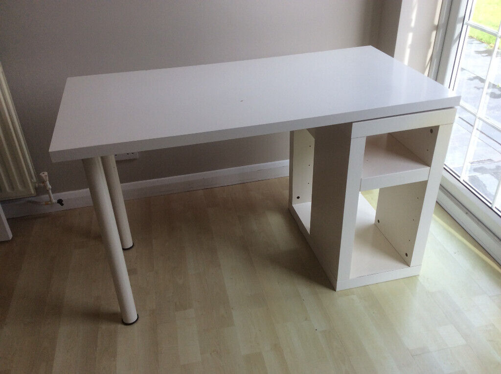 Ikea desk and vika annefors storage unit in cobham surrey