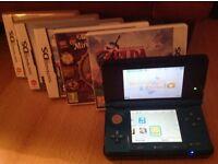 Nintendo 3 ds blue