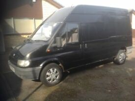 Ford transit high top diesel van arbroath Angus