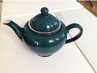 Denby Greenwich teapot, perfect condition