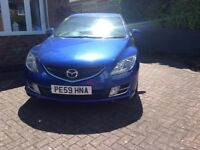 Mazda 6 2.2l Diesel Manual. Alloy wheels. Blue spares or Repairs . Lovely car