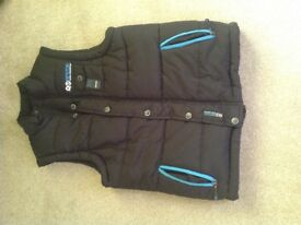 'Large boys' gillet