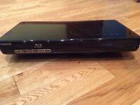 Samsung BD-P3600 Blu Ray Player