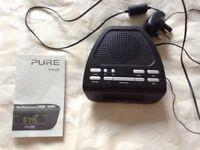 Pure Radio Alarm