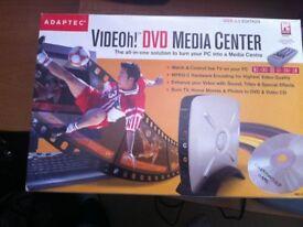 video to DVD/CD converter