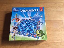Disney Draughts Board Game