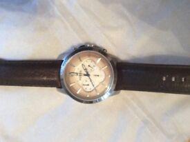 """""""Fossil"""" men's watch"""