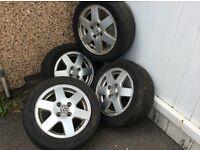 VW Lupo Sport Alloy Wheels