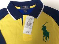 Kids Polo Ralph Lauren - 10/12 ans Brand new