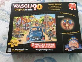 Wasgij - jigsaws