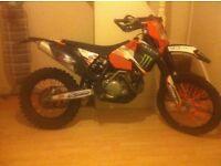 KTM 400 excf