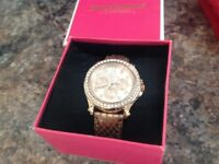 Juicy couture watch. Never been warn cost £165 (genuine)