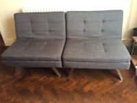 Single Sofabed - Immaculate condition - still on sale at Argos