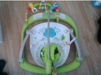 Space saver Jumperoo in fab condition
