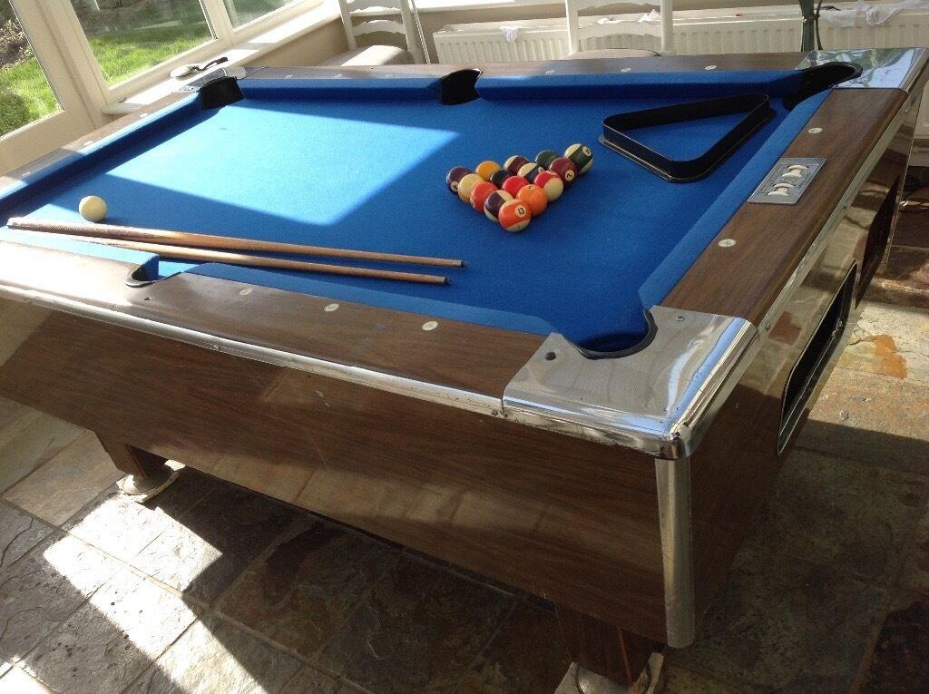 Authentic US Billiards Inc X American Slate Bed Pool Table - Us billiards pool table