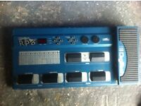 DigiTech RP6 Blue. Good condition. Must collect. DigiTech RP6 Blue.
