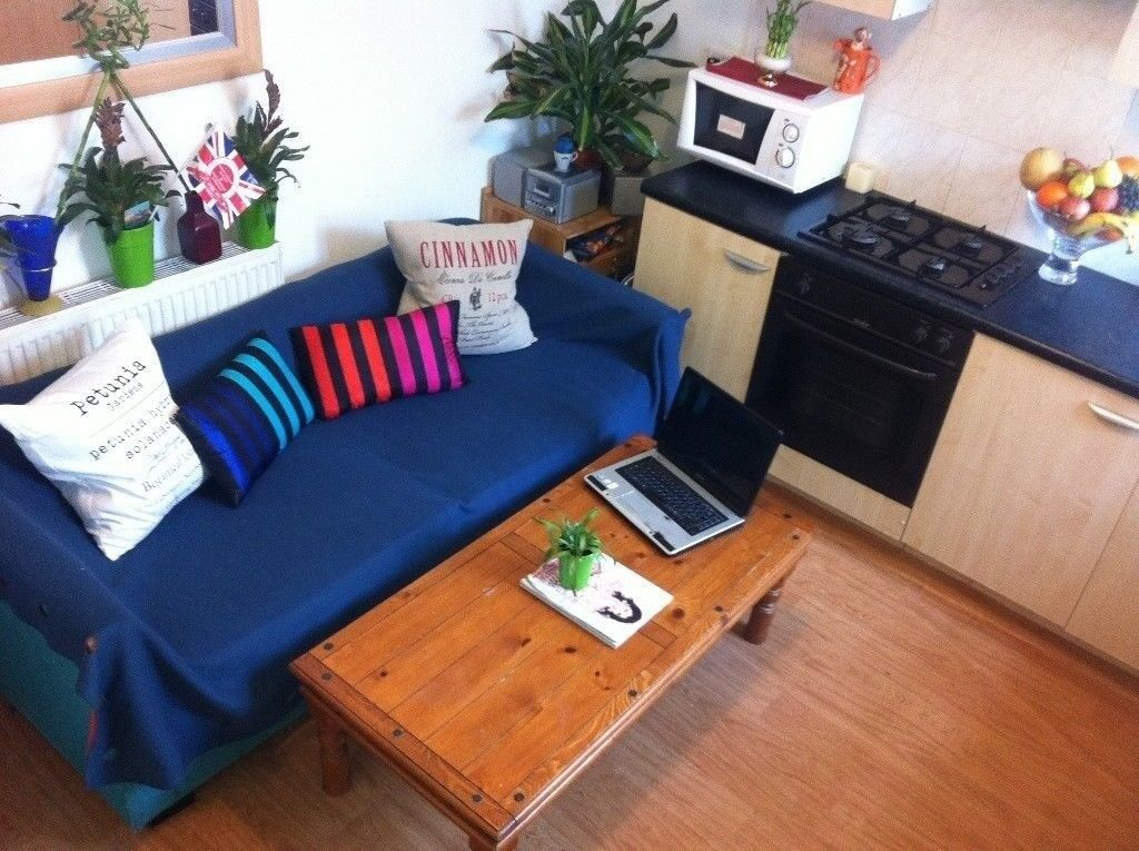 Stratford London Room, Zone 2, good access to city, with WiFi.Garden / DoubleRoom
