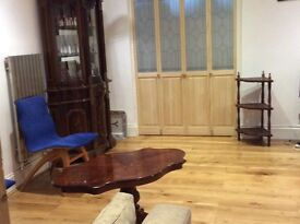 1 large double room