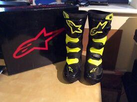 Alpinestars Tech 6 S Moto x Boots