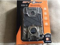 Wildlife camera. New in unopened box. Spypoint Iron-10 camera trap.