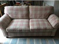 LAURA ASHLEY DOUBLE SOFA BED