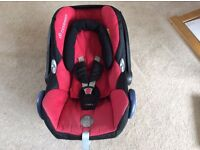 Maxi-Cosi Cabriofix car seat