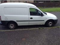 Vauxhall combo 1.3 diesel