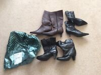Job lot***Collection of new and almost new boots