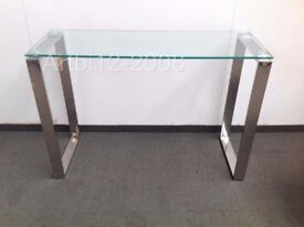 New John Lewis Frost Console Table