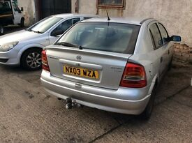 Vauxhall Astra 1.7 dti breaking
