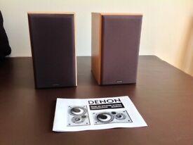 Demon SC-M50 speakers