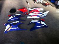 Honda CBR F2 F3 fairing fairings visor side panels