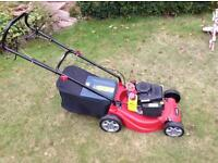 Petrol Lawnmower self propelled 3 week old