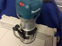Makita Router trimmer .
