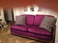 Bergere Ercol couch