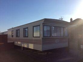 Brean 6 berth caravan to rent
