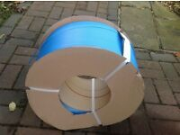 Polyester cord for wrapping parcels/pallets