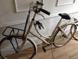 Dutch bicycle Amsterdam