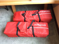 Mothercare Colour Block Travel Cot in 'as new' condition