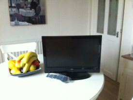 ALBA LCD TV 19 inch; Digital Freeview TV Model 1988 OH DF