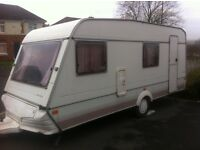 BARGAIN!! RARE LIMATED EDITION 6 BERTH TOURER WITH FULL AWNING & ANNEXXE PLUS ALL ACCESORIES