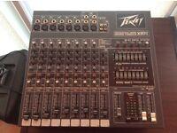 Peavey mixing desk