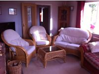 Excellent Lounge / Conservatory Furniture Set