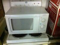 Daewoo Microwave - 800W - Model No: KOR6206
