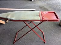 Vintage 1950's Ironing Board