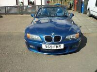 1999 BMW Z3 CONVERTIBLE 2.0