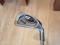 Ping i3+ irons (3-SW)