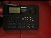 Alesis 16 bit drum machine