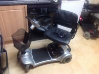 RASCAL TAXI 4 WHEELED MOBILITY SCOOTER FITS IN A CAR BOOT